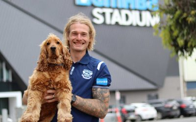 Geelong Cats & Apiam Animal Health Kicking Winning Goals for Pet Health